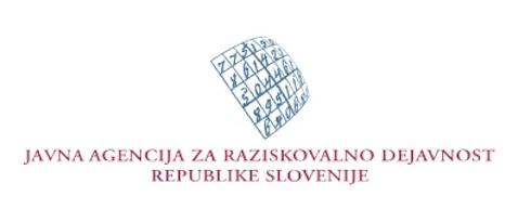 © Javna agencija za raziskovalno dejavnost Republike Slovenije